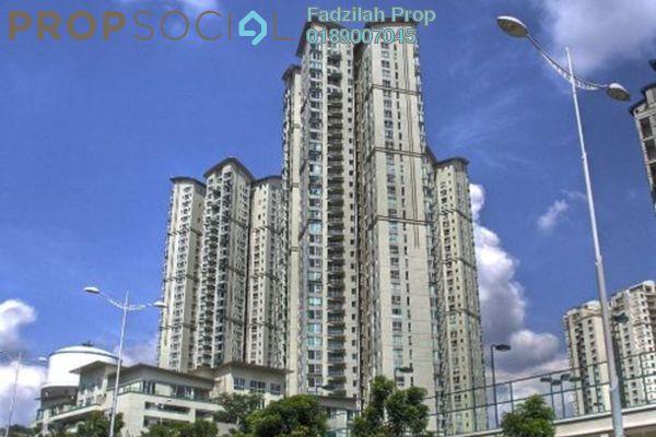 For Sale Condominium at Kiaramas Ayuria, Mont Kiara Freehold Semi Furnished 3R/4B 1.45m
