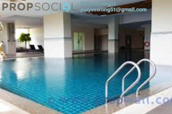 For Rent SoHo/Studio at 231 TR, KLCC Freehold Fully Furnished 1R/1B 2.6k