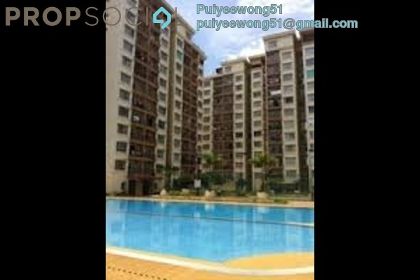 For Rent Condominium at Ampang Prima, Ampang Leasehold Fully Furnished 2R/2B 1.55k