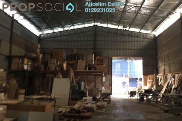 For Sale Factory at Kampung Baru Sungai Buloh, Sungai Buloh Freehold Semi Furnished 0R/3B 3.69m