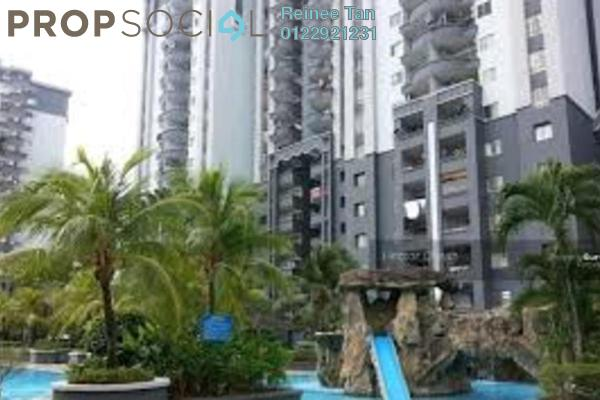 For Sale Condominium at Amadesa, Desa Petaling Freehold Semi Furnished 3R/2B 420k