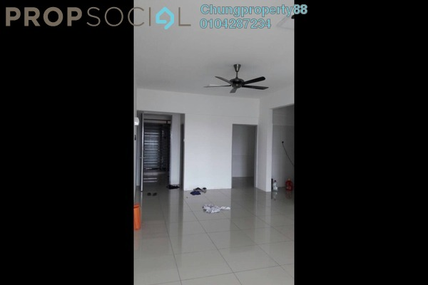 For Rent Condominium at Cheras Jaya Industrial Park, Balakong Freehold Semi Furnished 3R/2B 1.1k