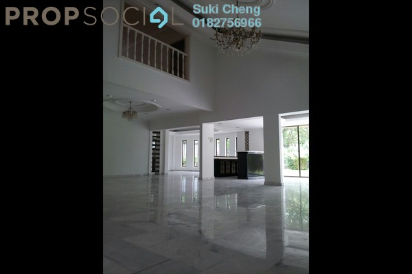For Rent Bungalow at Taman Bukit Damansara, Damansara Heights Freehold Semi Furnished 5R/5B 9.5k
