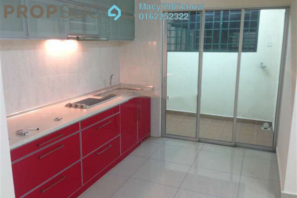 For Sale Condominium at Connaught Avenue, Cheras Freehold Semi Furnished 3R/2B 415k