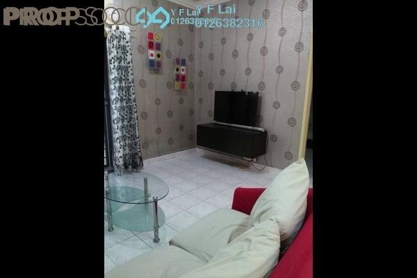 For Rent Condominium at Abadi Villa, Taman Desa Freehold Fully Furnished 3R/2B 2.1k