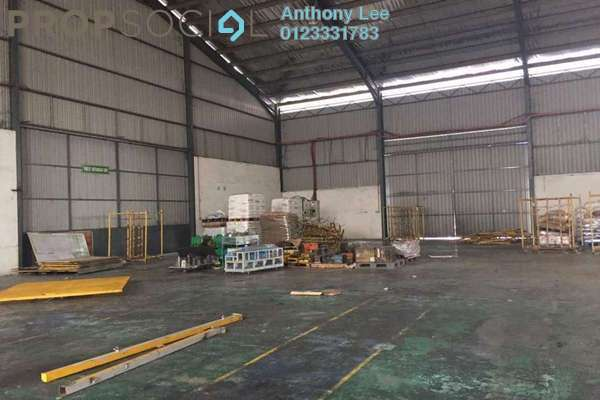 For Rent Factory at Kampung Baru Sungai Buloh, Sungai Buloh Freehold Unfurnished 0R/2B 9.78k