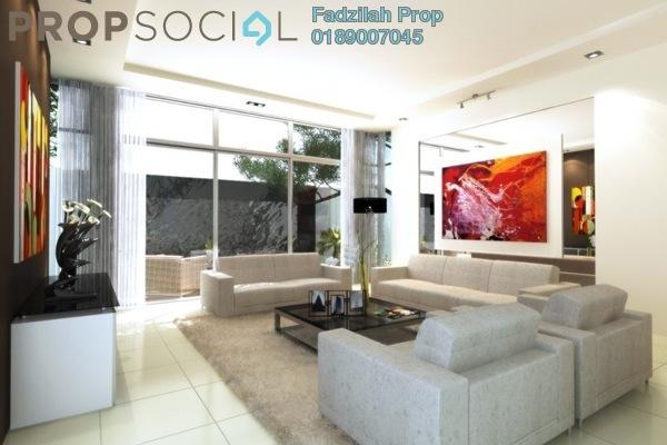 For Sale Condominium at Kiaramas Ayuria, Mont Kiara Freehold Fully Furnished 3R/2B 16m