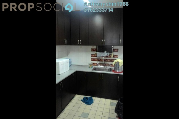 For Rent Condominium at Winner Heights, Desa Petaling Freehold Semi Furnished 3R/2B 1.2k
