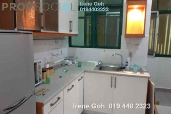 For Rent Condominium at Tanjung Park, Tanjung Tokong Freehold Fully Furnished 3R/2B 1.7k