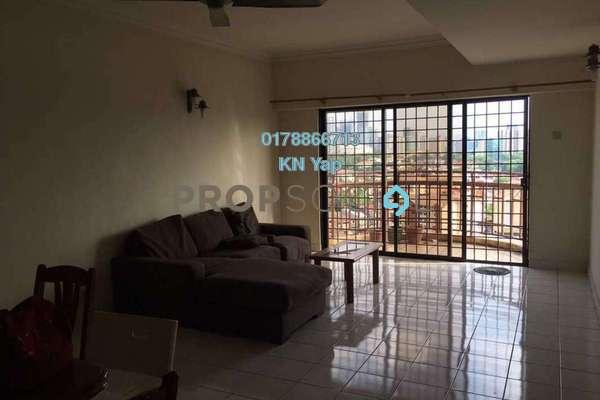 For Sale Condominium at Abadi Villa, Taman Desa Leasehold Semi Furnished 3R/2B 530k