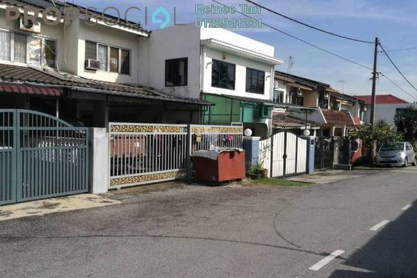 For Sale Terrace at Taman Muda, Pandan Indah Freehold Unfurnished 4R/3B 580k