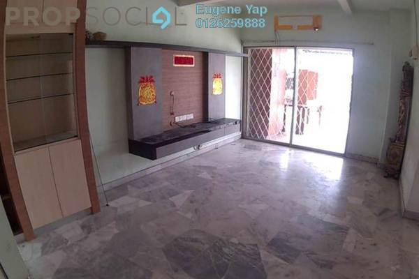 For Sale Terrace at Taman Sri Bintang, Kepong Freehold Semi Furnished 4R/3B 1.03m