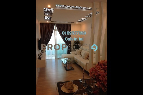 For Sale Condominium at The Wave Residence, Melaka Freehold Unfurnished 2R/1B 499k