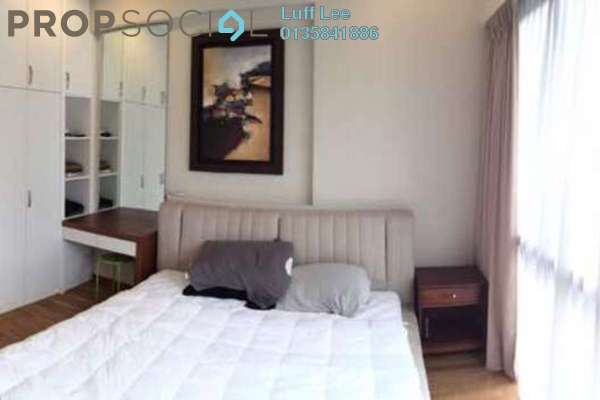 For Rent Condominium at Suasana Sentral Condominium, KL Sentral Freehold Fully Furnished 2R/1B 3.6k