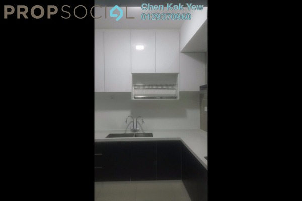 For Rent Condominium at KL Palace Court, Kuchai Lama Freehold Semi Furnished 2R/2B 1.6k