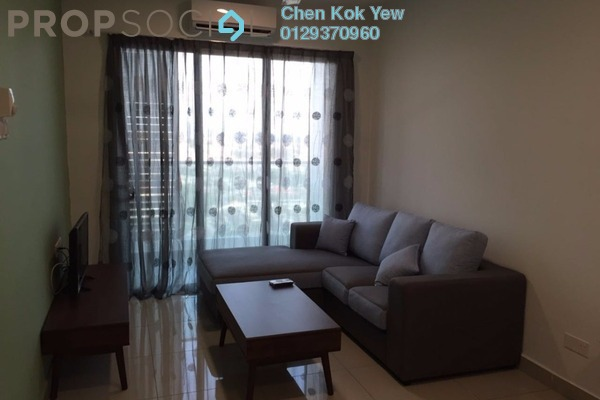 For Rent Condominium at KL Palace Court, Kuchai Lama Freehold Fully Furnished 2R/2B 1.9k
