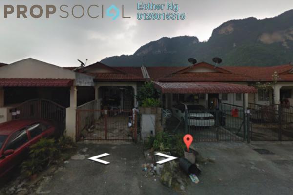 For Sale Terrace at Taman Sri Gombak, Batu Caves Freehold Unfurnished 0R/0B 270k