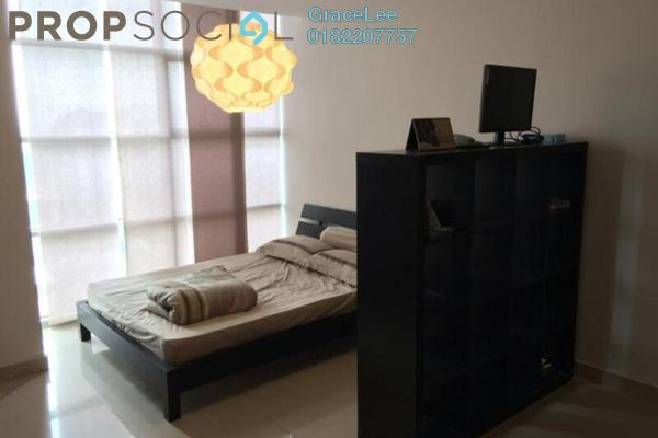 For Sale SoHo/Studio at First Subang, Subang Jaya Freehold Fully Furnished 0R/1B 418k