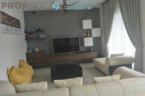 For Sale Serviced Residence at Icon Residence (Mont Kiara), Dutamas Freehold Semi Furnished 5R/5B 5.08m