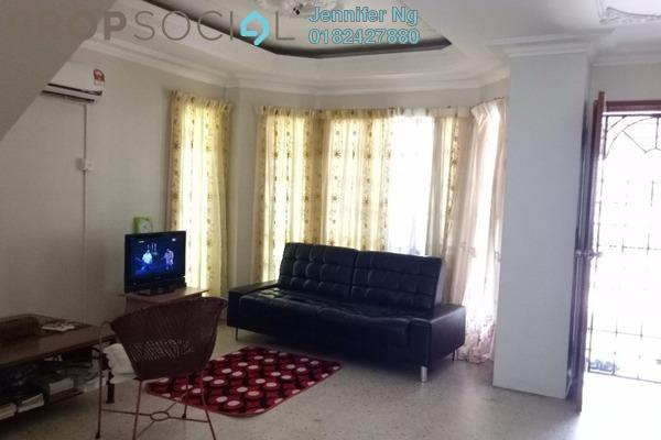 For Sale Terrace at PJS 10, Bandar Sunway Freehold Semi Furnished 4R/3B 765k