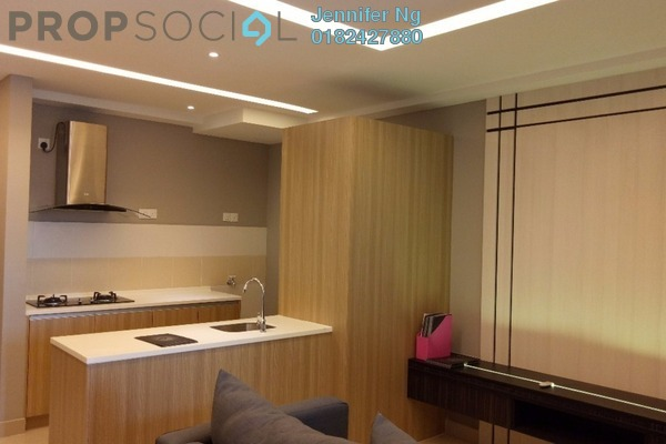 For Rent Condominium at Pacific Place, Ara Damansara Freehold Fully Furnished 1R/1B 1.8k