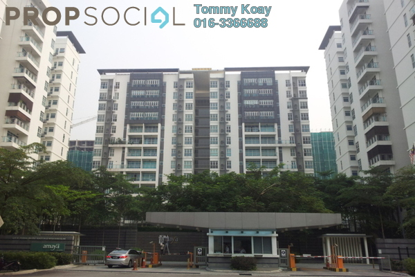 For Rent Condominium at Amaya Saujana, Saujana Freehold Fully Furnished 3R/4B 4.2千