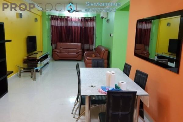 For Rent Apartment at D'Shire Villa, Kota Damansara Freehold Fully Furnished 3R/2B 1.6k