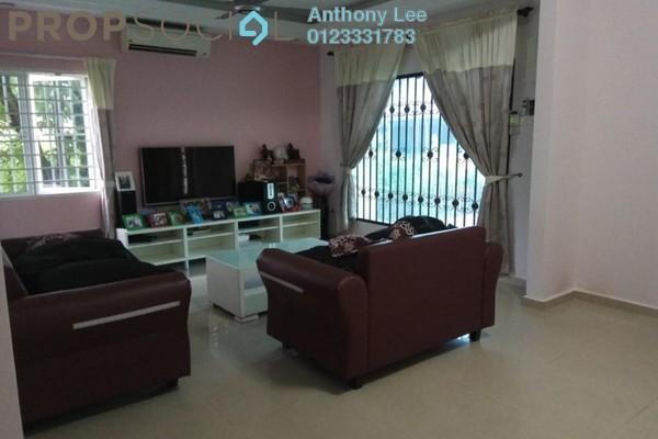 For Sale Terrace at Taman Selayang Baru, Selayang Freehold Semi Furnished 4R/3B 868k