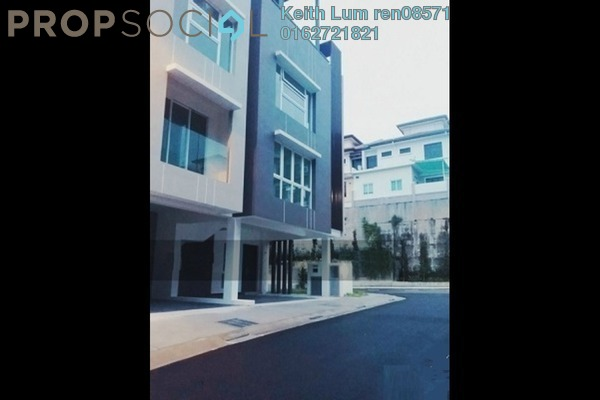 For Sale Terrace at Canary Residence, Cheras Leasehold Unfurnished 5R/4B 1.23m