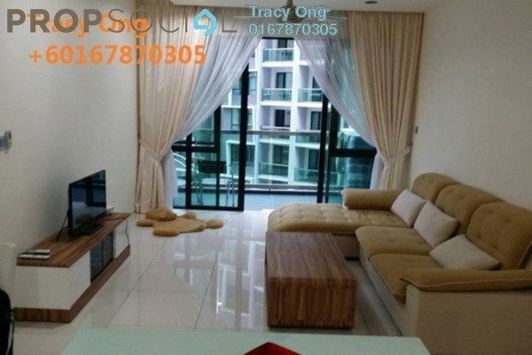 For Rent Condominium at Impiana Residences, Iskandar Puteri (Nusajaya) Freehold Fully Furnished 3R/3B 2.2k