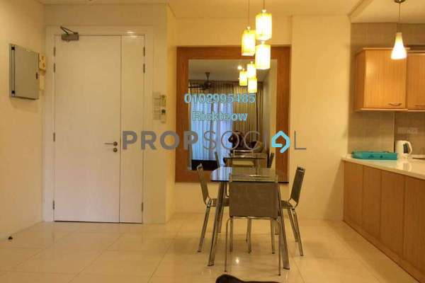 For Rent Serviced Residence at Bintang Goldhill, KLCC Freehold Fully Furnished 1R/1B 2.9k