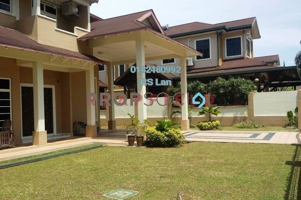 For Sale Bungalow at Kota Warisan, Sepang Freehold Fully Furnished 4R/4B 2m