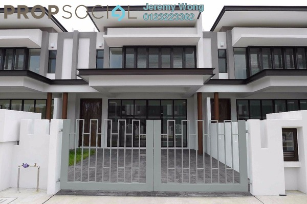 For Rent Terrace at Garinia, Elmina Gardens Freehold Semi Furnished 5R/5B 1.8k
