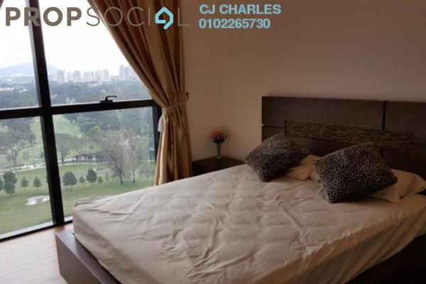 For Rent Condominium at Armanee Terrace II, Damansara Perdana Freehold Semi Furnished 5R/5B 5k