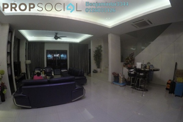 For Sale Bungalow at Selayang Springs, Selayang Freehold Semi Furnished 4R/4B 2.3百万