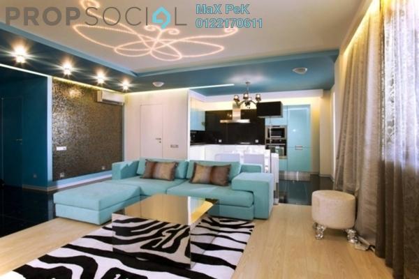 For Sale Condominium at Iris Residence, Bandar Sungai Long Freehold Unfurnished 3R/2B 492k