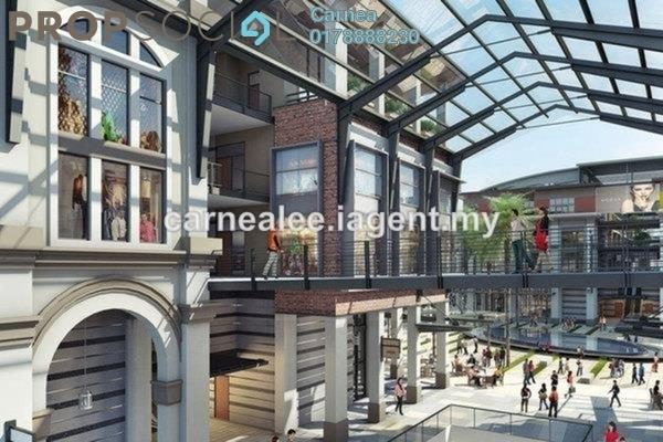 For Sale SoHo/Studio at Plaza Arcadia, Desa ParkCity Freehold Semi Furnished 0R/0B 1.25m