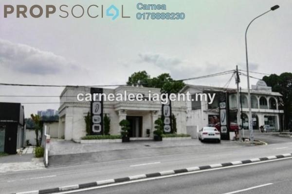For Rent Shop at Bangsar Peak, Bangsar Freehold Semi Furnished 0R/2B 25k