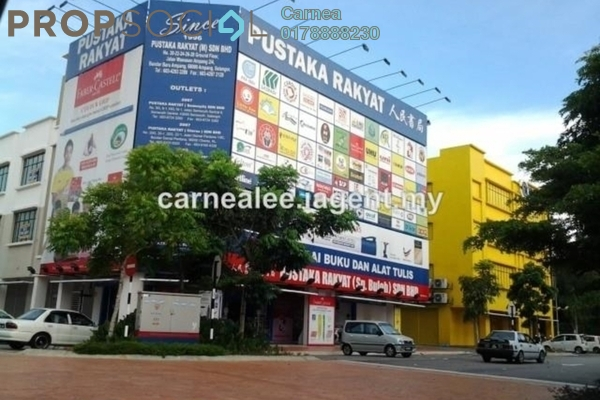 For Sale Shop at TSB Commercial Centre, Sungai Buloh Freehold Fully Furnished 0R/6B 2.85m