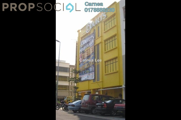 For Rent Shop at TSB Commercial Centre, Sungai Buloh Freehold Unfurnished 0R/8B 15k