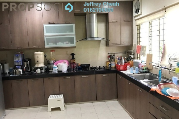 For Sale Terrace at Sunway SPK Damansara, Kepong Freehold Semi Furnished 4R/3B 1.56m