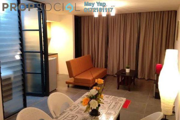 For Rent Duplex at Empire Damansara, Damansara Perdana Freehold Fully Furnished 1R/2B 1.7k