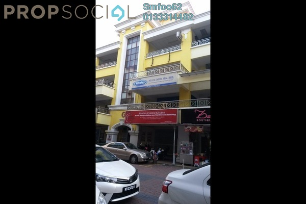 For Rent Office at Platinum Walk, Setapak Freehold Semi Furnished 0R/0B 2.2k