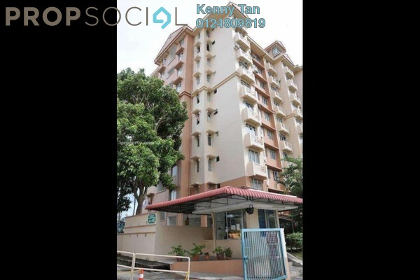 For Sale Condominium at Azuria, Tanjung Bungah Freehold Semi Furnished 3R/2B 338k