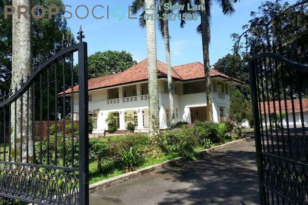 For Rent Bungalow at Taman U-Thant, Ampang Hilir Freehold Semi Furnished 5R/5B 40k
