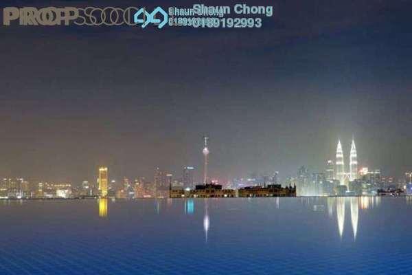 For Sale Condominium at Sky Vista Residensi, Cheras Freehold Unfurnished 3R/3B 790k