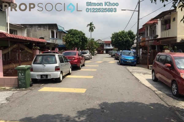 For Sale Terrace at Taman Medan Baru, PJ South Leasehold Semi Furnished 2R/1B 300k