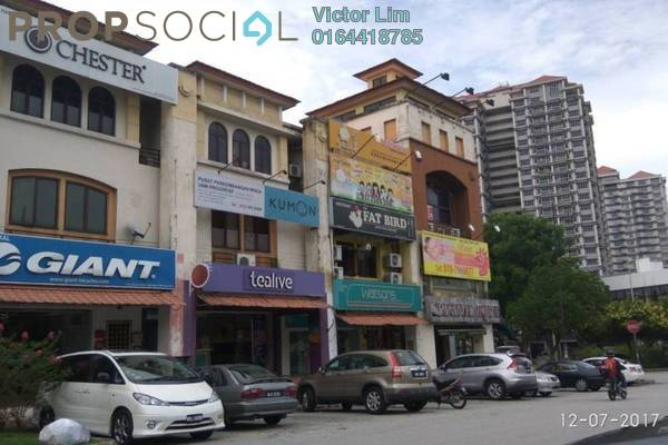 For Rent Shop at Aman Suria Damansara, Petaling Jaya Freehold Unfurnished 0R/0B 1.5k