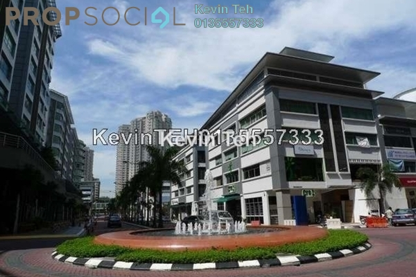 For Rent Office at Solaris Mont Kiara, Mont Kiara Freehold Semi Furnished 0R/0B 23k