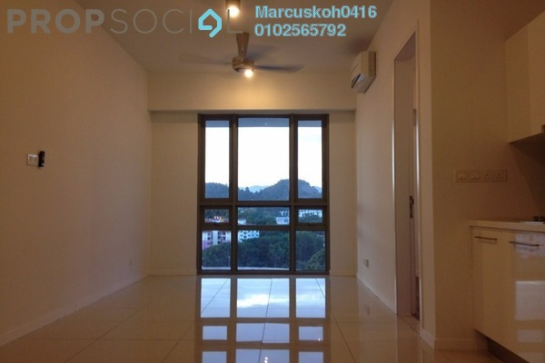 For Rent Condominium at Cascades, Kota Damansara Freehold Semi Furnished 1R/1B 1.5k